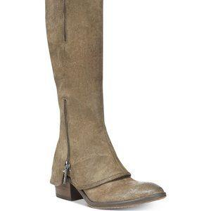 Donald J. Pliner Devi 6 Layered Western Boots Chic